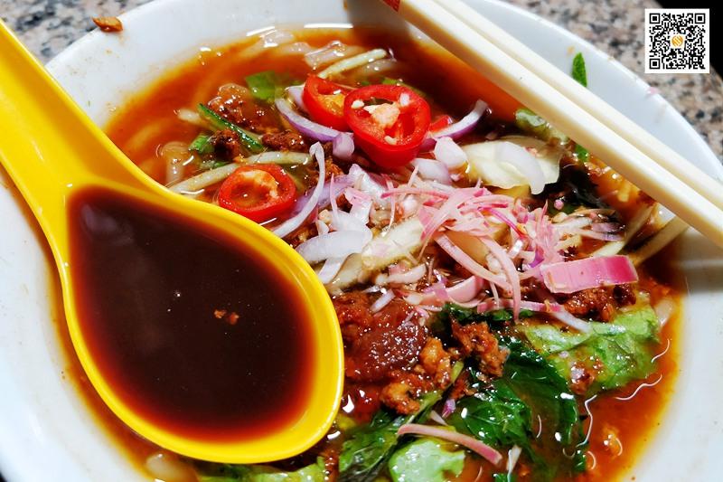 愉园餐室-亚叁叻沙,愉园餐室-亚叁叻沙,Joo Hooi Cafe Asam Laksa