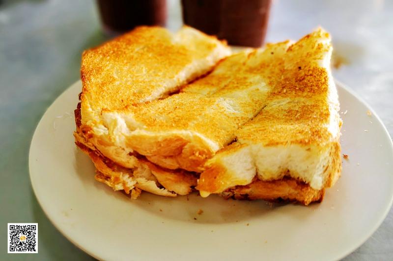 多春茶室-碳烤面包,多春茶室-碳烤面包,Toh Soon Cafe