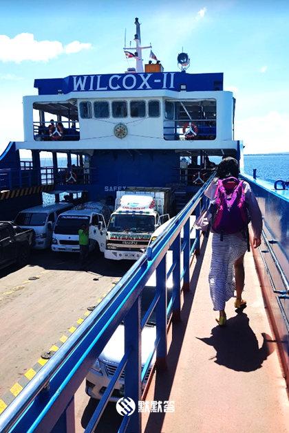 从Oslob去锡基霍尔岛,从Oslob去锡基霍尔岛,Transfer from Oslob to Siquijor