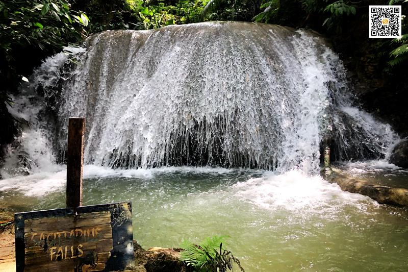 卢纳森瀑布,卢纳森瀑布,Lugnason Falls