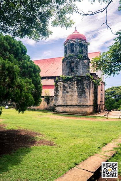 拉孜修道院/拉孜教堂,拉孜教堂及女修道院,Lazi Convent-San Isidro Labrador Convent