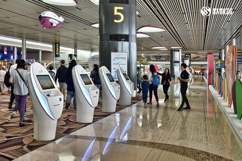 新加坡机场自助值机攻略,新加坡机场自助值机、托运行李攻略,Fast and Seamless Travel