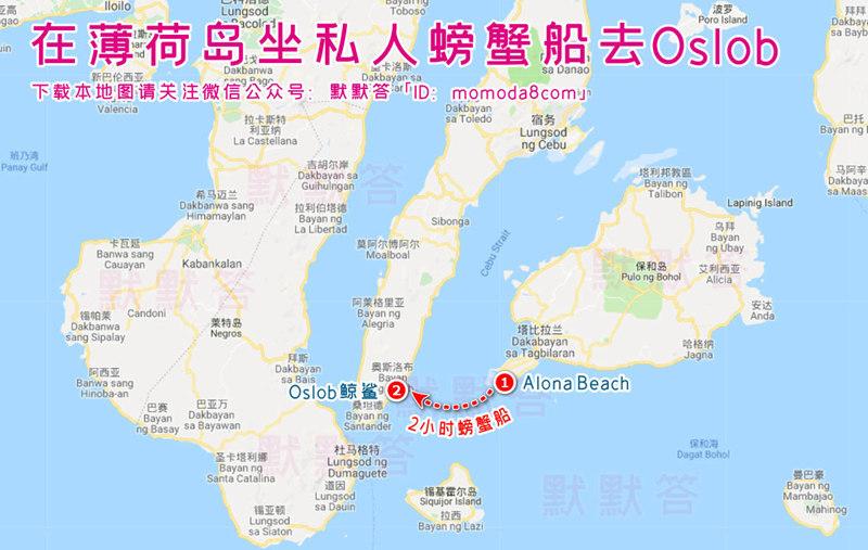 从薄荷岛去oslob看鲸鲨,从薄荷岛去oslob看鲸鲨,Ferry from Bohe to Oslob
