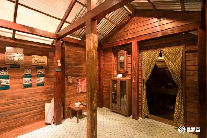 马来传统文化馆,马来传统文化馆(@甘榜格南),Malay Heritage Centre