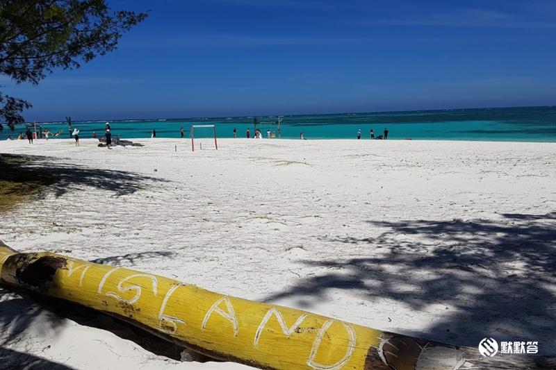 环滩岛一日游,环滩岛一日游,Mengalum Island
