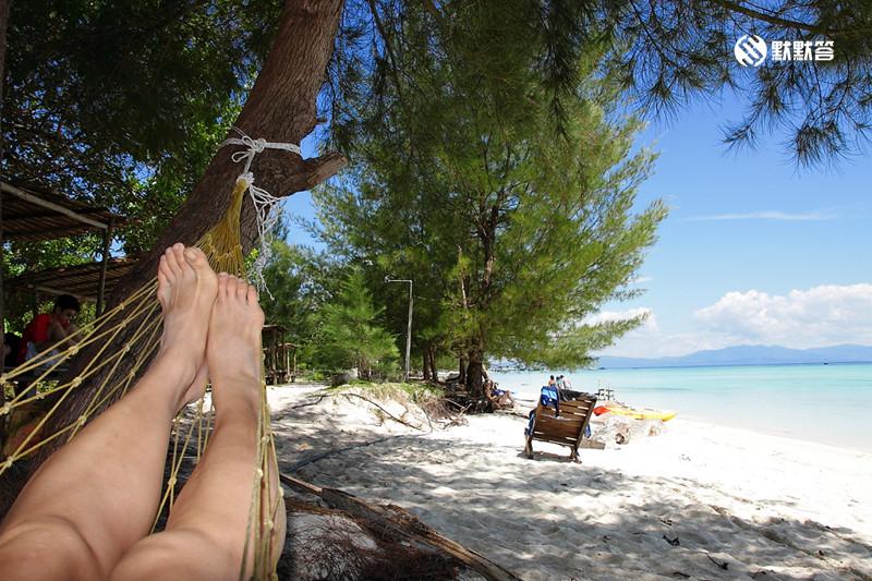 美人鱼岛一日游,美人鱼岛一日游,Mantanani Island
