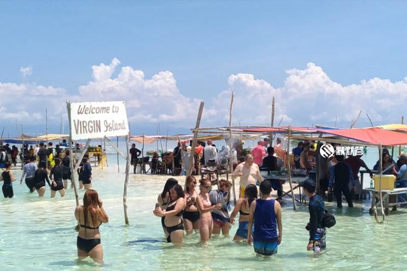 处女岛,处女岛,Virgin Island of Panglao