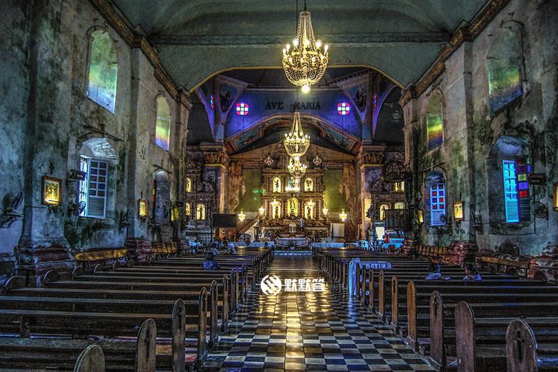 巴卡容教堂,巴卡容教堂,Baclayon Church