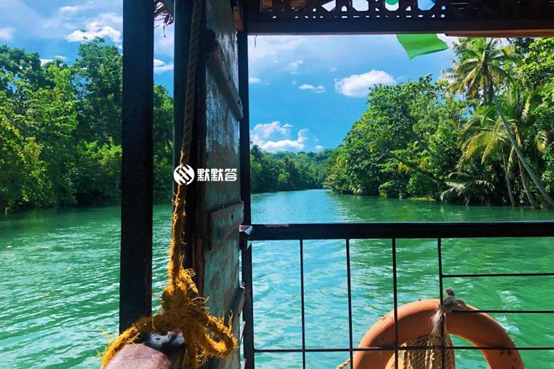 罗博河游船,罗博河游船,Loboc River Cruise