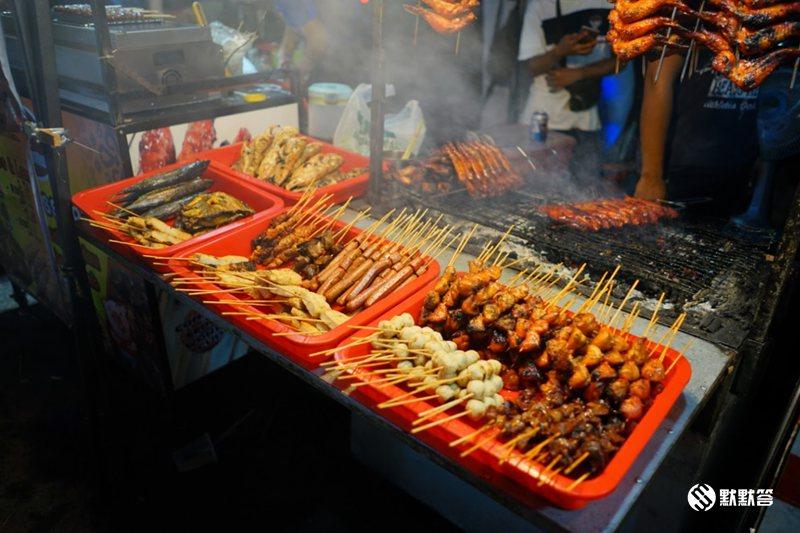 沙巴菲律宾夜市,沙巴菲律宾夜市(美食市场),Filipino Market