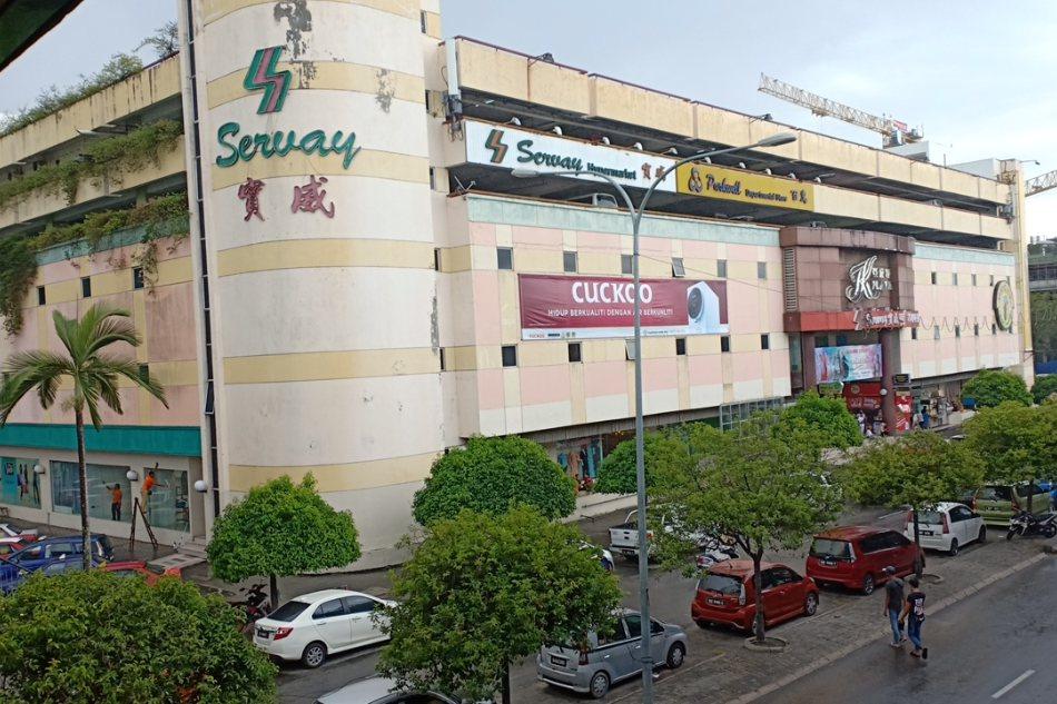 亚庇购物,亚庇购物,kota kinabalu shopping mall