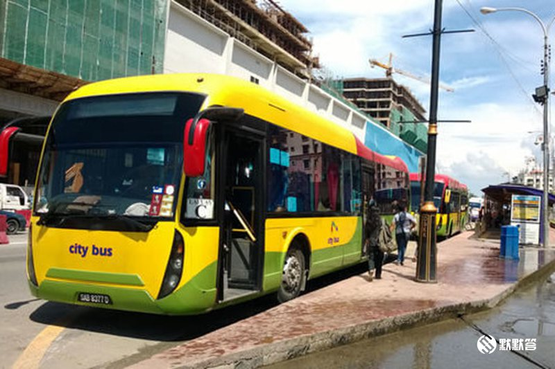 亚庇巴士,亚庇市区交通-巴士,Kota Kinabalu bus