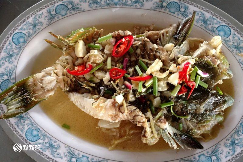 亚庇中央菜市场,亚庇中央菜市场-海鲜加工,Pasar Besar Kota Kinabalu