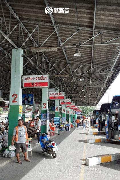 曼谷汽车北站,曼谷汽车北站,Mo Chit Terminal