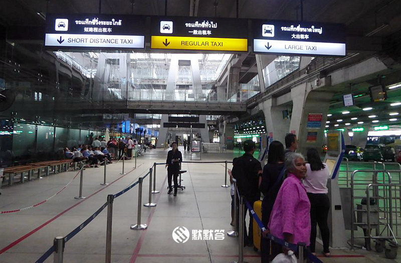如何从素万那普机场去市区,如何从素万那普机场去市区,Transport from Suvarnabhumi Airport to downtown