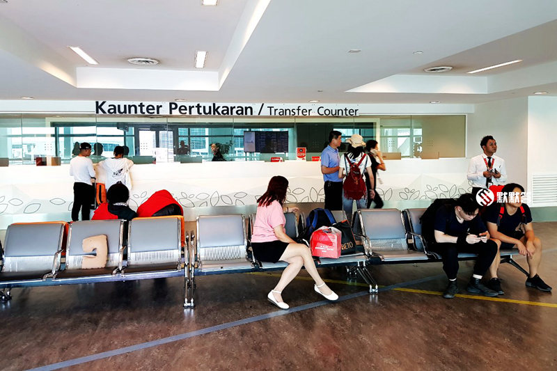 KLIA/KLIA2机场过境通道/转机柜台,机场过境通道/转机柜台,KualaLumpur KLIA2 Airport Transfer Counter