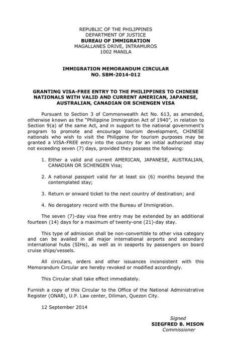 持美签、日签去菲律宾,持美签、日签去菲律宾,VISA-FREE Entry to Phillipines