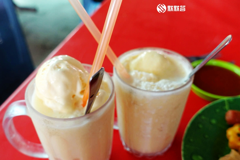 柯邦纯椰子沙冰,柯邦纯椰子沙冰,Klebang Original Coconut Shake