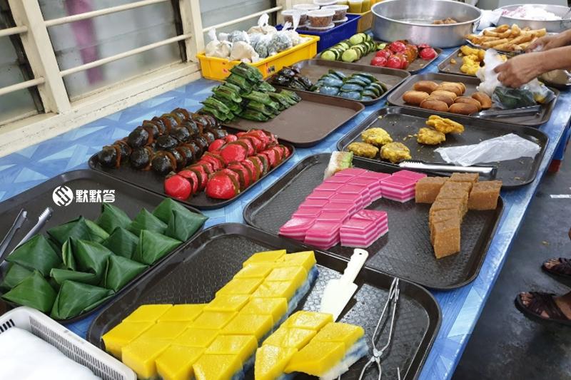 马六甲5大糕点名店,马六甲5大糕点名店,Malacca Nyonya Kuih