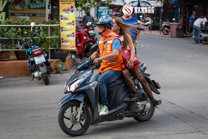 在芭提雅租摩托车,在芭提雅租摩托车,Rent a Motorcycle in Pattaya