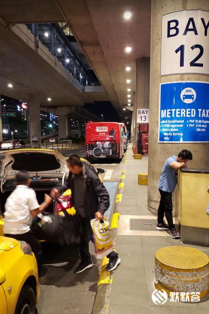 从马尼拉机场去市区,从马尼拉机场去市区,From NAIA to City