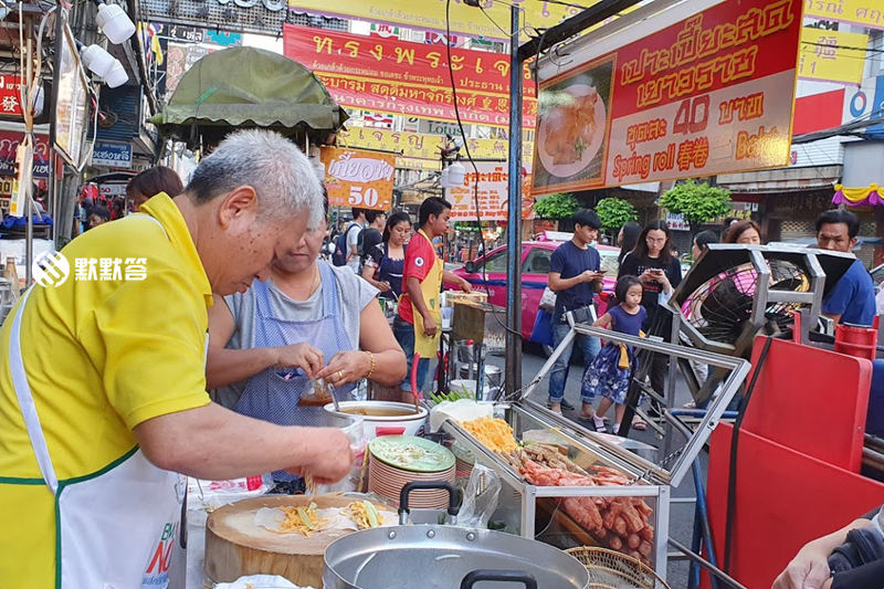 曼谷唐人街,曼谷唐人街,Bangkok China Town