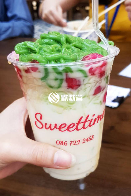 甜蜜一刻Sweettime,甜蜜一刻Sweettime(@唐人街),Sweet time