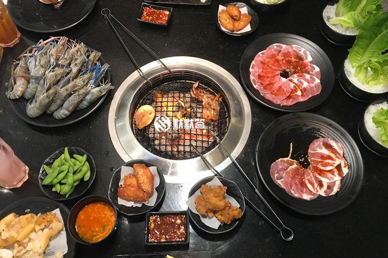 Kingkong金刚泰国虾自助餐,Kingkong金刚泰国虾自助餐,Kingkong Buffet