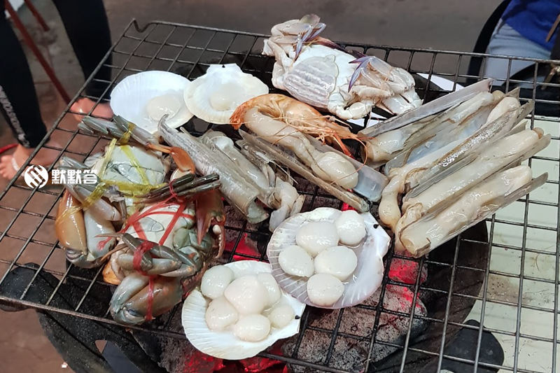 Mangkorn海鲜自助餐,Mangkorn泰国虾自助餐,Mungkorn Seafoods