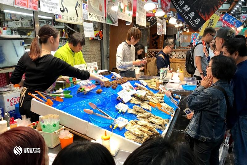 西川鲜鱼,西川牡蛎海胆刺身,sichuan fish