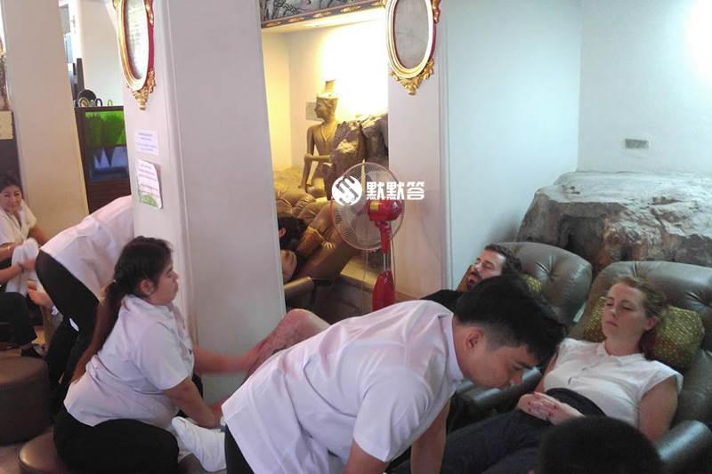 卧佛寺按摩学校,卧佛寺按摩学校,Wat Pho Massage School Service Center