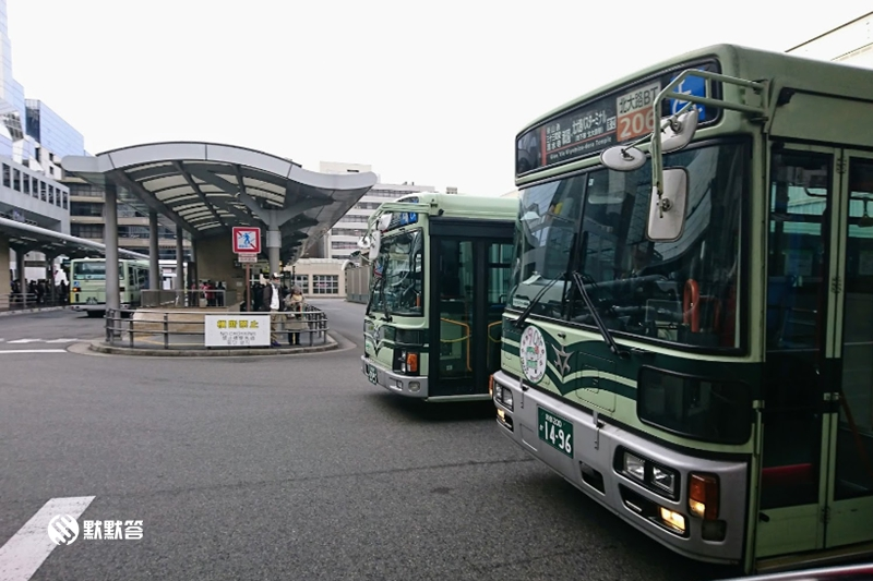 京都市营巴士,京都市营巴士,Kyoto Station (City Bus)