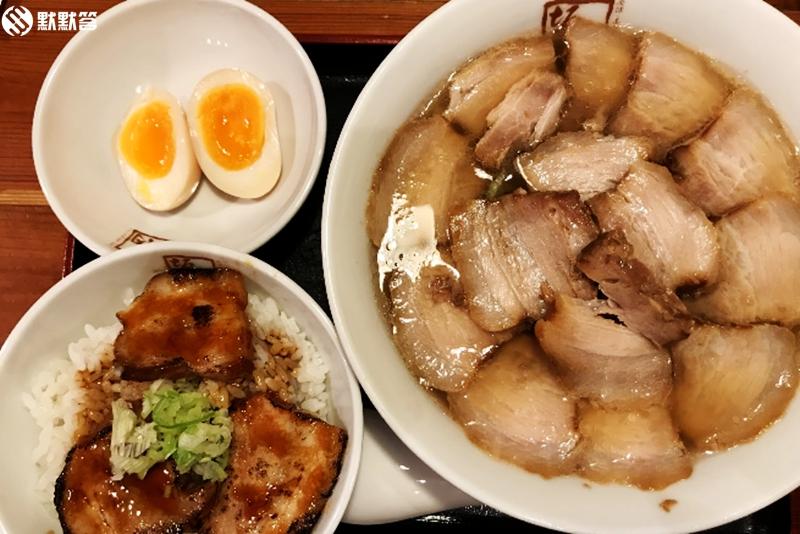 坂内食堂,坂内食堂(拉面小路)-叉烧拉面套餐,ban-nai.com