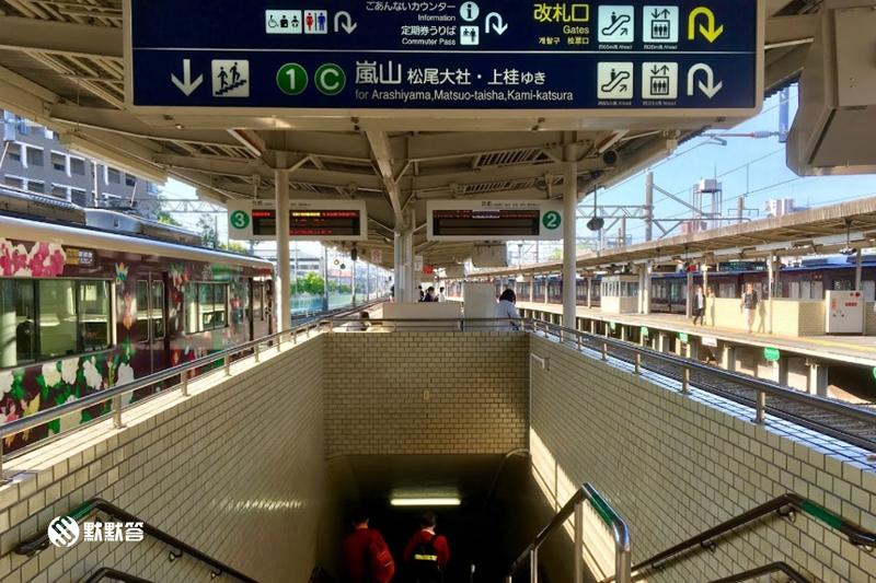 阪急岚山线,阪急岚山线(大阪 京都→岚山),Hankyu Arashiyama Line