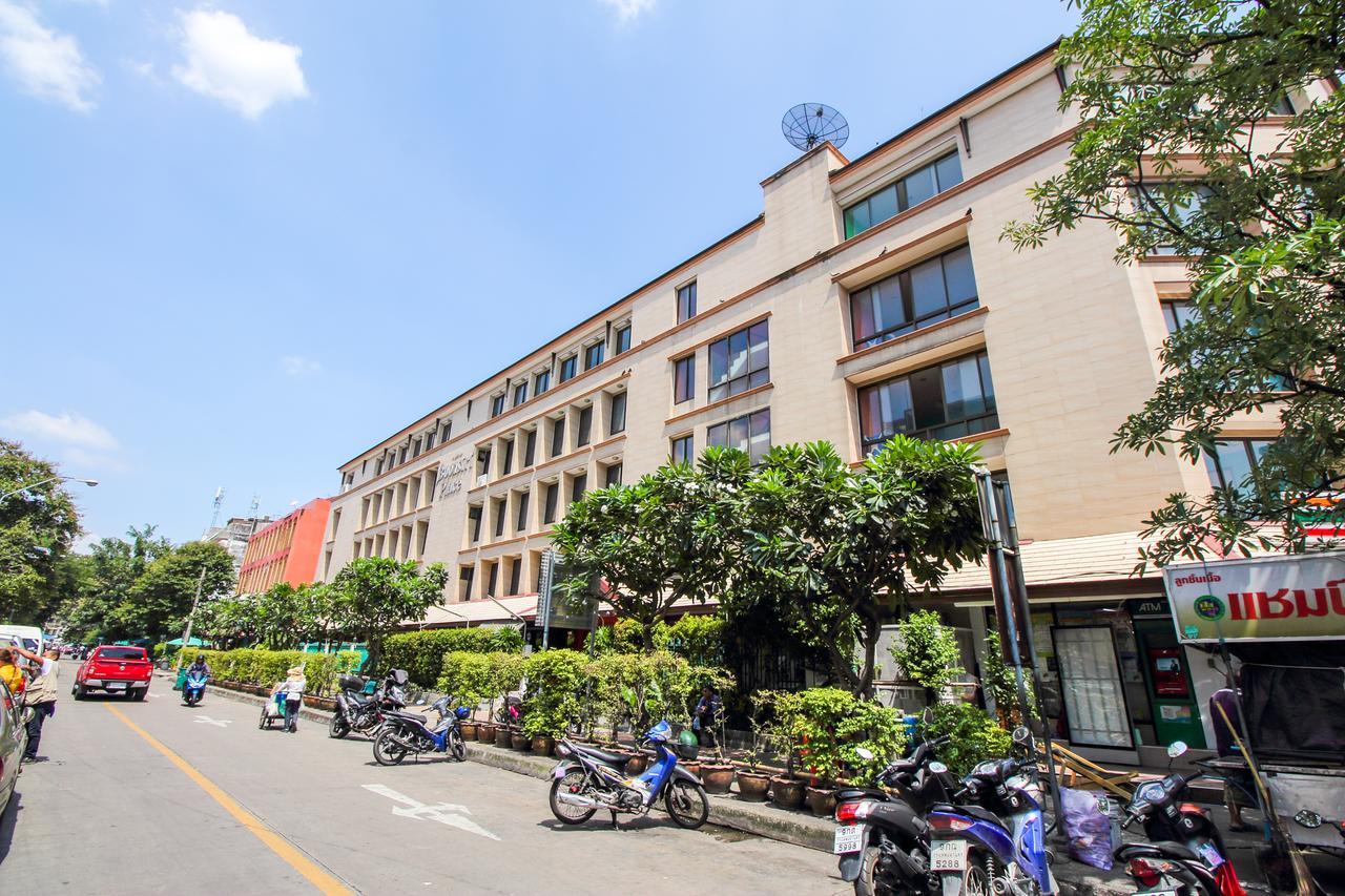 曼谷班斯瑞酒店,曼谷班斯瑞酒店,Boonsiri Place Bangkok Hotel